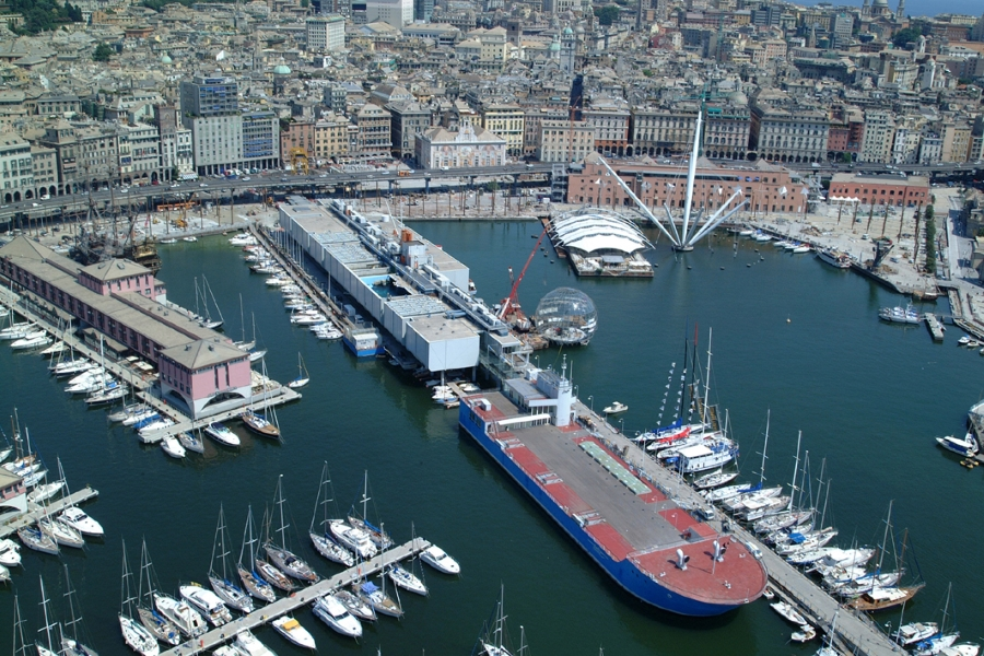 Porto Antico e Acquario da eli 1