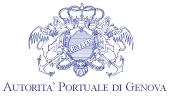 Logo AP blu